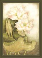 + lotus + by TheBlueLummox