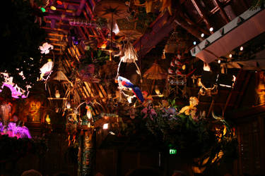 Tiki Room by thechosenone8641