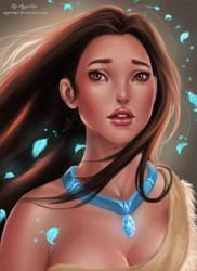 Pocahontas by AyyaSAP