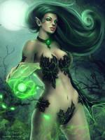 Forest Spirit by AyyaSAP