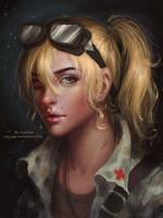 Military Nurse by AyyaSAP