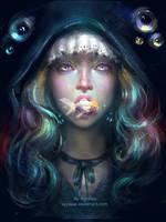 goldfish by AyyaSAP