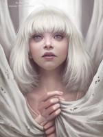 Maddie Ziegler - Redraw (Sia - Chandelier) by AyyaSAP