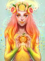 Citrus Mood by AyyaSAP