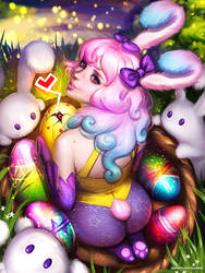 04/4/ Happy Easter! by AyyaSAP