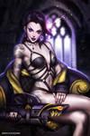 Gothic Jinx by AyyaSAP
