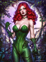 10/1/ Poison Ivy /redraw/ by AyyaSAP