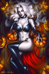 10/4/ Lady Death by AyyaSAP