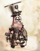 Patrick Steampunk by angelitoon