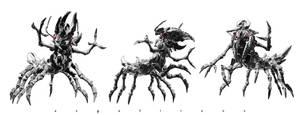Alien Bug by angelitoon