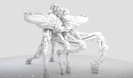 Artropodo V3 process by angelitoon
