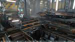 Industrial SET by angelitoon