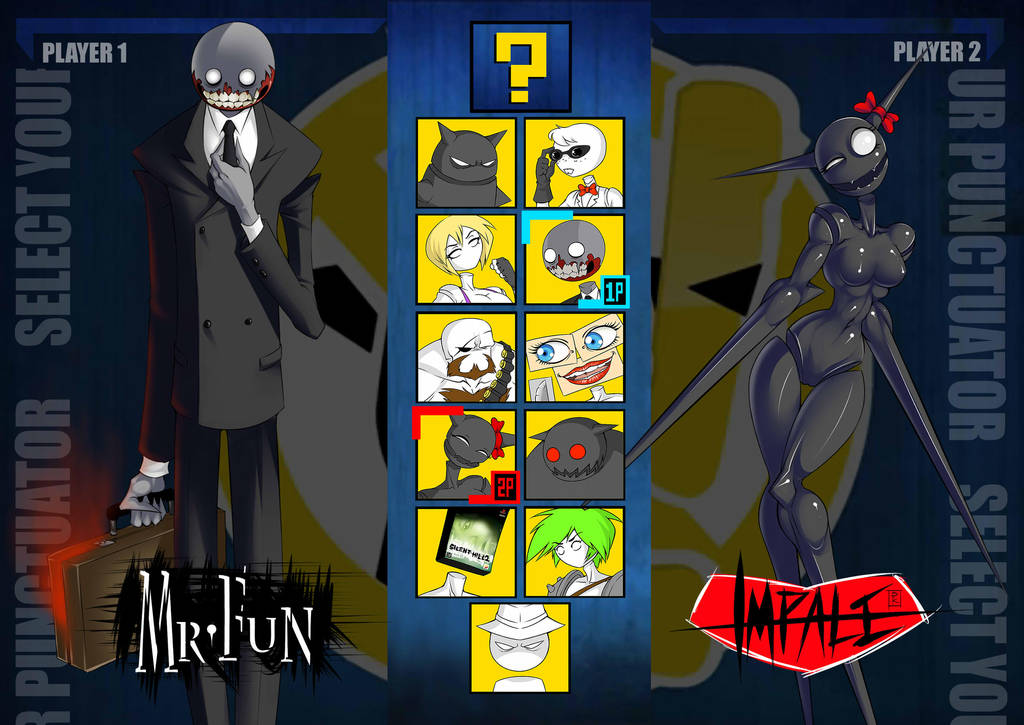 Zero Punctuation Select Your Something By Blunt Katana On Deviantart