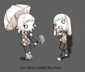 April brought May flowers by justflyakite