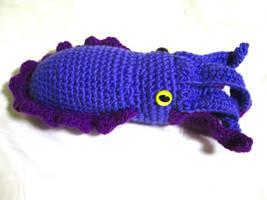 Large Cuttlefish: Purple by Chromodoris