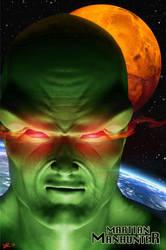 Martian Manhunter by DanieleRedRossini