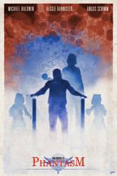 Phantasm Poster by DanieleRedRossini