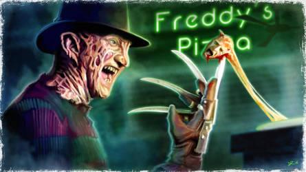 Freddy's Pizza by DanieleRedRossini