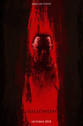 Halloween Movie Poster by DanieleRedRossini