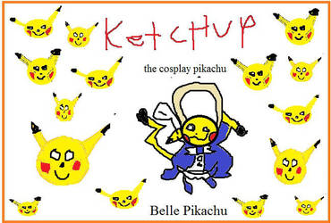 Ketchup-belle Form by mewtwo7778