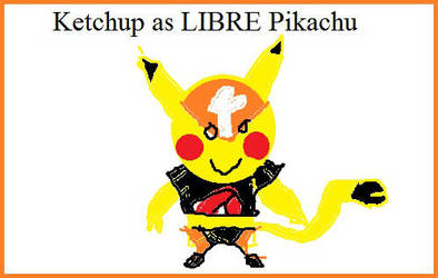 Ketchup Libre by mewtwo7778