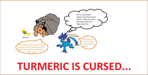 Sage Lies to turmeric by mewtwo7778