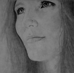 Self Portrait by KatersArt