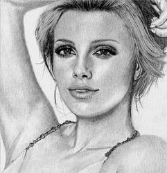 Charlize Theron by KatersArt
