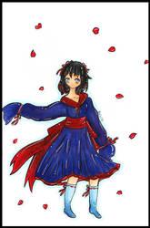 Kimono by Skittlepup