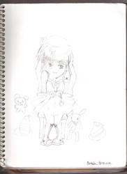 Harajuku Girl by arielxpopxrox765
