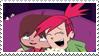 Mac and Frankie Stamp by WildandNatureFan