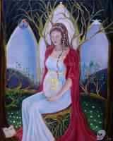 Holy Blood by Silvareiel