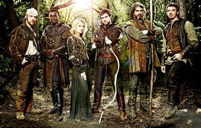 Robin Hood Gang Series 3 by sazzieexxx
