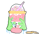 Bits smoothie by MissPsycho1200