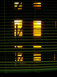 orange windows by blackscreen