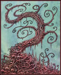 the spiral tree by offermoord
