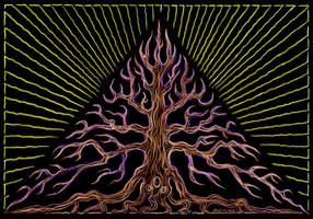 Tree of Secrecy by offermoord