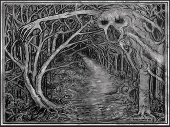 Ghost Passage by offermoord