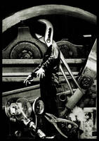 The Mechanic by offermoord