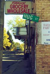 Hug Street by arabienne