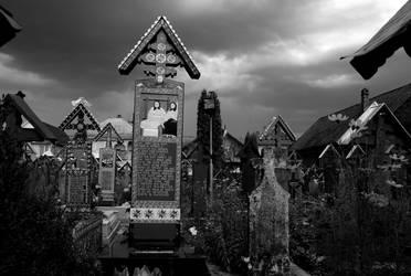 Cimitirul veselI by omlette-du-fromage