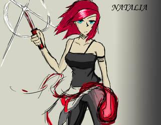 Natalia by RAWMEAT9