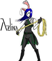 Azlina by RAWMEAT9