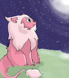 Moonlight by frostydawyvern