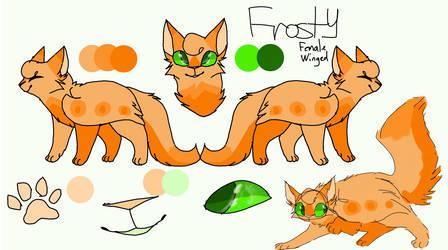 New, NEW Frosty ref by frostydawyvern