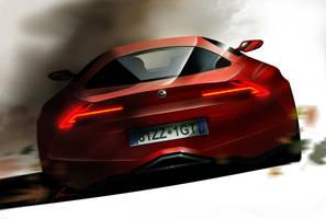 BIZZARRINI Stradale GT concept by pietrekm