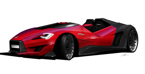 Palatov Motorsport Concept by pietrekm