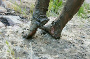 Muddy Feet IV by DimensionalImages
