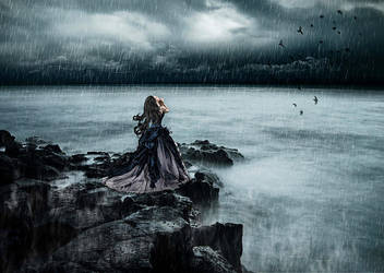 Raining in my heart by levifreelife