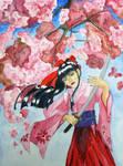 Sakura Saita by ReniMilchstrasse